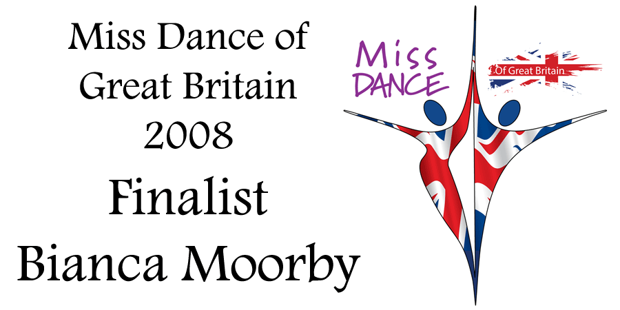 Miss Dance of Great Britian 2008 Finalist Bianca Moorby
