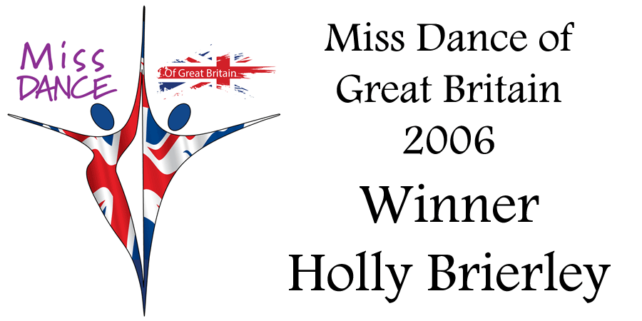 Miss Dance of Great Britian 2006 Winner Holly Brierley